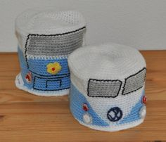 VW toilet paper roll cover