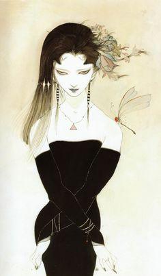 The Art Of Animation Yoshitaka Amano