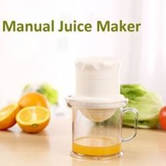 UR Kitchen Gadgets Manual Homemade Juice Maker Mini DIY Orange Lemon Fruit Juicer Kitchen Tool >>> See this great product. (This is an affiliate link and I receive a commission for the sales)