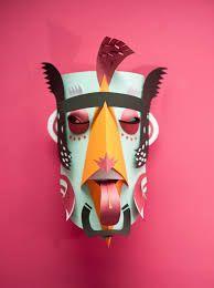 """Résultat de recherche d'images pour """"masque michael velliquette"""""""