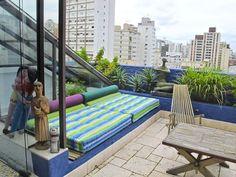 Na casa de Fafá de Belem (Foto: Augusto Lins Soares)