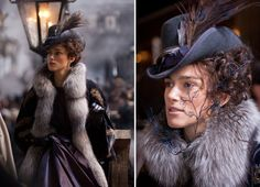 Sketch to Still: How Anna Karenina's Ill-Fated Heroine Came to Wear Unlucky Capes, Couture-Inspired Gowns, and 2 Million in Chanel Jewels   Vanity Fair