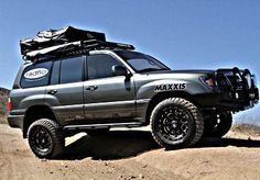 With over 80 stores across Australia, TJM designs and manufactures the highest quality products and accessories to transform your vehicle into the ultimate off-road adventurer. 100 Series Landcruiser, Landcruiser 100, Toyota Lc, Toyota Trucks, Lexus 470, Carros Toyota, Toyota Land Cruiser 100, Cruiser Car, 4x4 Accessories