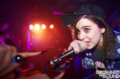 Lady Sovereign @ Sankey's Soap, Manchester - by Gary Wolstenholme