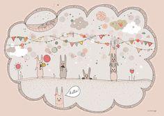 Acheter Tableaux et Posters pour Enfants - L'Affiche Moderne - Amélie Biggs