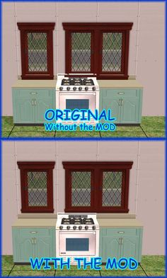 """Mod The Sims - GLOBAL MODs: """"Counter-friendly Windows"""" UPD 9Feb2008: Bug Fixed - Redownload!"""