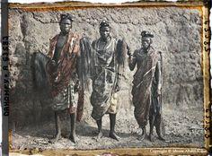 Daomé - atual Benin (1909/1929)