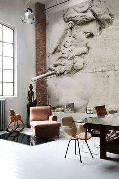 Desus wallpaper Home sweet home wallpaper True lies wallpaper Xtra strong wallpaper More on Wall & Deco