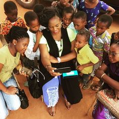 . Our team at Vogan Orphanage watching a choreography video. The kids love dancing and are good at it 💃👌 #Kailend #happykids #happy #children #childhood #happychild #kids #2k17 #Togo #ngo #team #education #youth #humanitarianaid  #globalgoals #africa #westafrica #volunteering #4change #giveback #dogood #nonprofit #nonprofits #philanthropy #charity #foundation #socent #socialbusiness #changemakers #ngostories