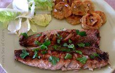 7 platos con pescado