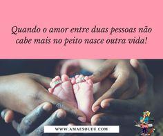 ❤️  ▶️ www.amaesoueu.com  #AMãeSouEu #FrasesDaMãe #frases #mãe #maternidade #amor