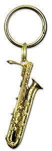 Baritone Sax Keychain