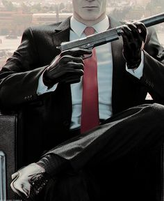 Hitman || Agent 47 Suit + details Agent 47, Mafia Gangster, Video Games, Pc Games, Book Characters, Game Character, Gotham, Just In Case, Gentleman