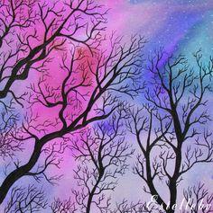 #bleu #artwork #art #draw #colorful #painting #illustration #dessin #acrylic #artistic