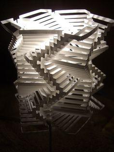 modular lamp development by elod beregszaszi, via Flickr