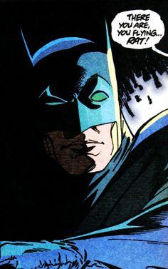 Batman in Detective Comics #680 - Lee Weeks & Graham Nolan
