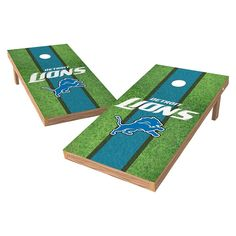 e67af8cebfb4 Elite football fans everywhere are catching on to the NFL Detroit Lions  Wild Sports Regulation Cornhole