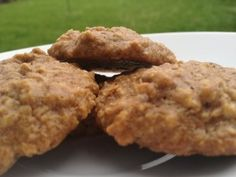 Thermomix - Chewy Oat Cookies!
