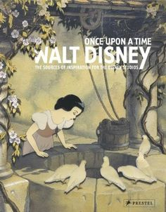 Once Upon a Time: Walt Disney: The Sources of Inspiration for the Disney Studios @ niftywarehouse.com #NiftyWarehouse #Disney #DisneyMovies #Animated #Film #DisneyFilms #DisneyCartoons #Kids #Cartoons