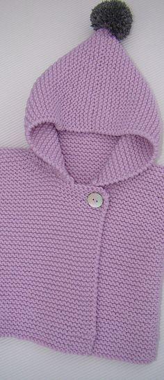 15 Ideas For Crochet Sweater Pattern Free Baby Garter Stitch Baby Boy Cardigan, Baby Girl Cardigans, Knit Baby Sweaters, Boys Sweaters, Knitting For Kids, Baby Knitting Patterns, Tricot Baby, Crochet Baby Clothes, Crochet Jacket