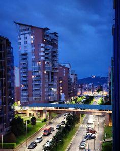 #Torino #Turin #Spina3 #seemycity #igerstorino #nofilter #heurebleue