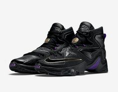 new concept c88d9 9ee96 The Nike LeBron 13