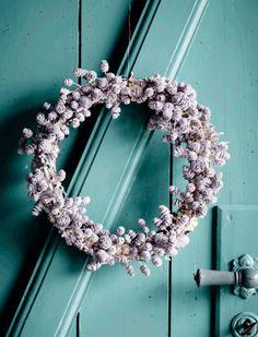 7 smukke kranse du selv kan binde | Femina