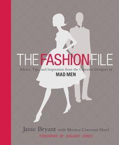 "10 Fab Books for Vintage Fashionistas: 4. ""The Fashion File"""