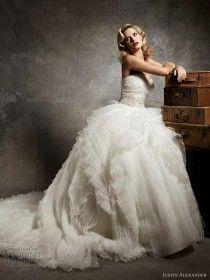 Robe de mariée de fantaisie
