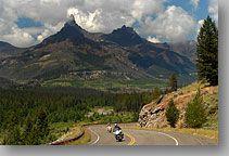 Photos of Beartooth Pass Highway - Beartooth Pass Photos in Wyoming