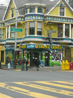 haight asbury before it became a ugly place. San Francisco Girls, San Francisco City, San Francisco California, California Dreamin', Great Places, Oh The Places You'll Go, Haight Ashbury, San Francisco Earthquake, Vegas