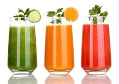 The No-Gimmick Best Way to Detox Your Body If you're eating right and exercising, you never have to worry about detoxing, as that is essentially what a healthy lifestyle is. No detox program can compare. Smoothies Detox, Detox Diet Drinks, Detox Juice Cleanse, Detox Juice Recipes, Healthy Smoothies, Detox Juices, Cleanse Recipes, Juice Cleanses, Juice Drinks
