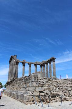 Diana templom Évora