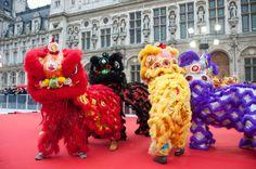 Nouvel an chinois 2013 ©Mairie de Paris/Sophie Robichon