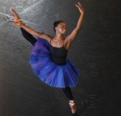 Michaela DePrince escaped a war-torn childhood in Sierra Leone and became a professional ballerina in New York.