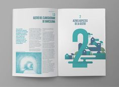15. Clabsa's 2011 Annual Report | via Atipus Graphic Design