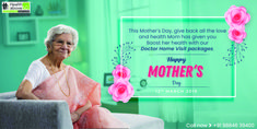 Mothers have given us their all. Now it is our time to give them love and support. Avail our home visit offer now! Pay for 11 visits and get 12 or pay for 5 visits and get Hurry! Doctor On Call, Good Doctor, Wound Care, Good Listener, House Doctor, Medical Care, Happy Mothers Day, Health Care, Mother's Day