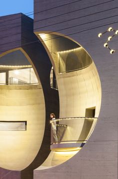 Balcon design Moon Hoon, Seoul