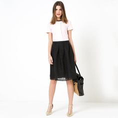 Shop La Redoute for women's, men's and kids' fashion, homeware, furniture and electricals. Find the perfect clothing and interiors style for all the family. Mademoiselle R, Interior Styling, Make It Simple, Blouse, Midi Skirt, High Waisted Skirt, Kids Fashion, Ballet Skirt, Collection