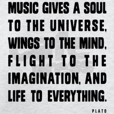 Music is one of my favorite things.