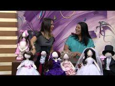 Mulher.com 22/05/2014 - Boneca Gravida por Silvia Torres parte 1 - YouTube