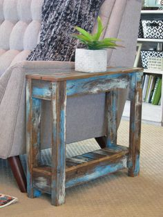 Rustic Furniture Table Home Furniture Photography Product Western Furniture, Diy Pallet Furniture, Country Furniture, Distressed Furniture, Farmhouse Furniture, Repurposed Furniture, Furniture Projects, Painted Furniture, Furniture Design