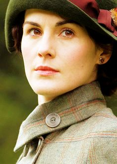 Downton Abbey - Michelle Dockery as Lady Mary Crawley