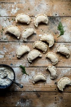 Pierogi only in Poland! With meat, cheese, fruit... everybody will find something for themeselves.