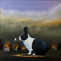 Bad Hare Days by Robert Deyber