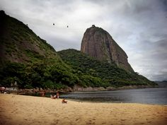 Urca Playa roja Half Dome, Monument Valley, Mountains, Nature, Brazil, Red, Beach, Naturaleza, Off Grid