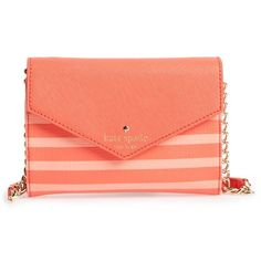 kate spade new york 'fairmount square - monday' crossbody bag ($86) ❤ liked on Polyvore