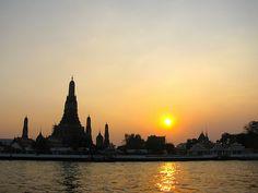 Apuntes y Viajes: Bangkok