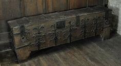 13th century church chest