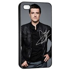 Josh Hutcherson Signature Series iPhone 5 Case Cover Seamless Snap-On for Protection 01